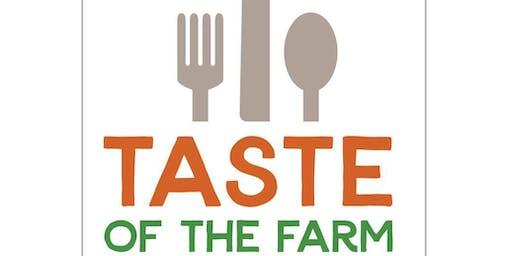 A Taste of the Farm 2019: A Youth Farm Fundraiser featuring Alma Group