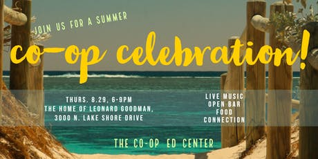 SUMMER CO-OP CELEBRATION tickets