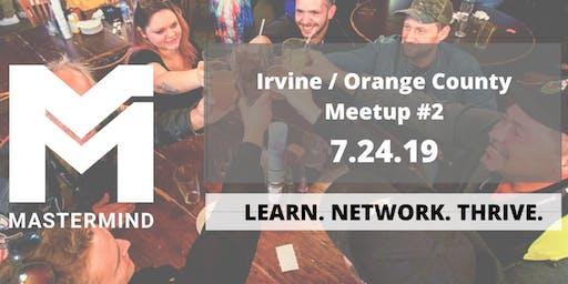 Orange County/Irvine Home Service Professional Meetup #2
