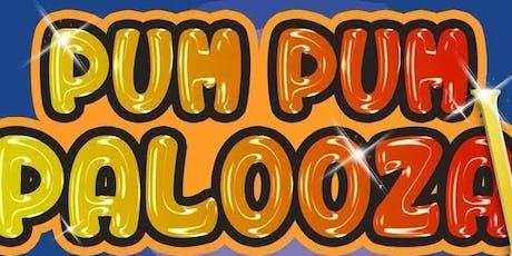 Pum Pum Palooza tickets