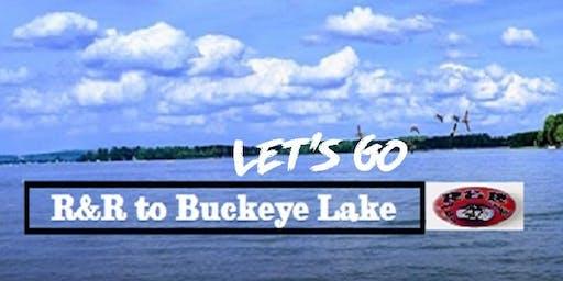 R&R to Buckeye Lake on the TJ Evans Trail - Heath to Millersport, OH