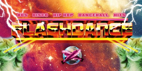 Flashdance Party Berlin Tickets