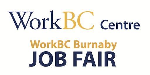 WorkBC Burnaby - Autumn Job Fair