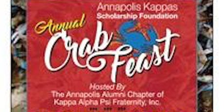 Annapolis Kappas Annual Crab Feast 2019 tickets