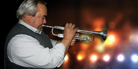 CHARLEY DAVIS TRUMPET CLINIC sponsored by Jazz Outreach Initiative tickets