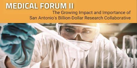 Rivard Report Medical Forum II  tickets