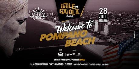 Baile da Gaiola - Pompano Beach tickets