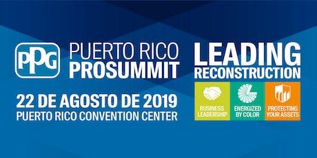 PPG Puerto Rico Pro Summit 2019  tickets