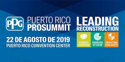 PPG Puerto Rico Pro Summit 2019