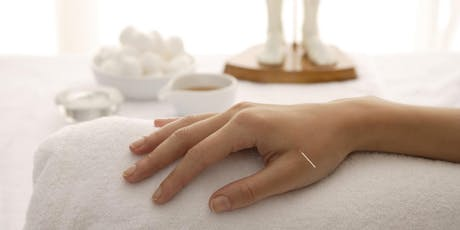 Finding Your Element- Acupuncture with The Acupuncture Authority tickets