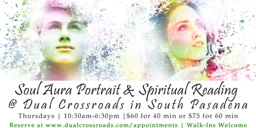 Soul Aura Portrait & Spiritual Reading