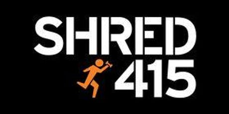 Cardio for Cancer- SHRED 415 benefit for Pelotonia   tickets