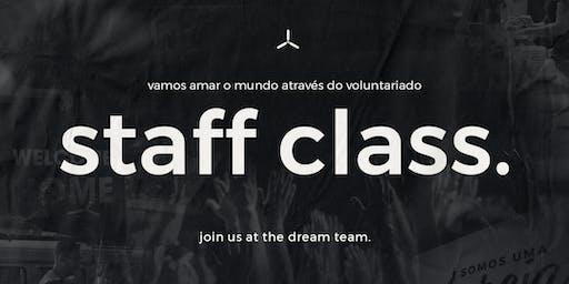 Staff Class