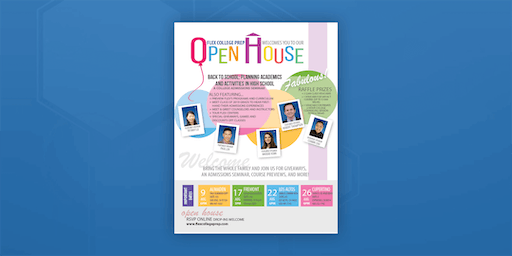 FLEX Los Altos: Open House: Back to School