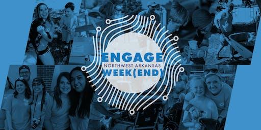 Engage Week(end) - Samaritan Center Booth