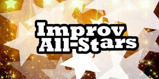 Kidding Around PRESENTS: Improv All-Stars: Interactive, Clean Comedy Games