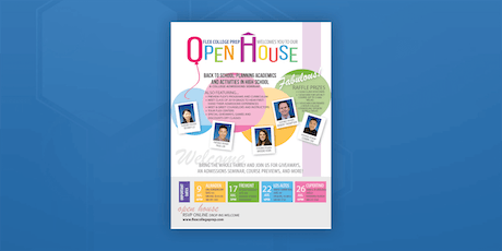FLEX Cupertino: Open House: Back to School tickets