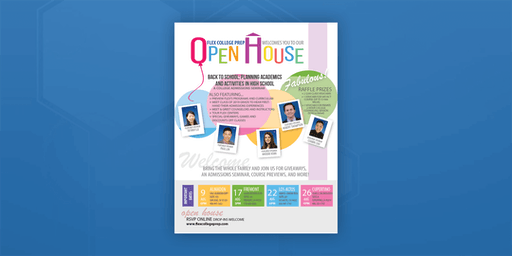 FLEX Cupertino: Open House: Back to School