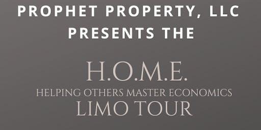 Baltimore Limo H.O.M.E. Tour Experience