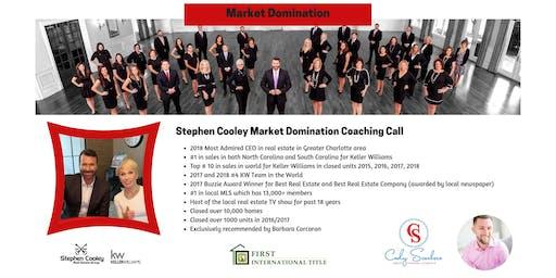 Market Domination Coaching Call