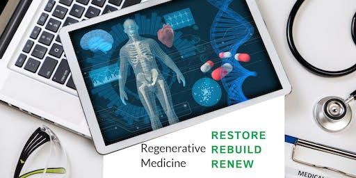 8/2/19 - Free Seminar - Treating Joint Pain with Regenerative Medicine