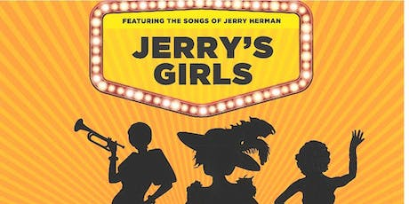 Vintage Theatre: Jerry's Girls-The Broadway Musical Revue at the Barth Hotel tickets