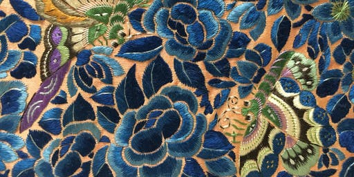 The Textile Society's London Antique and Vintage Textile Fair 2019