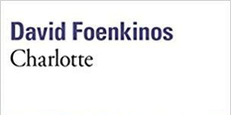 Club de Lecture : Charlotte de David Foenkinos tickets
