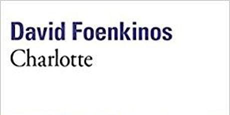 Club de Lecture : Charlotte de David Foenkinos billets