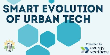 Startland's Innovation Exchange: The Smart Evolution of Urban Tech  tickets