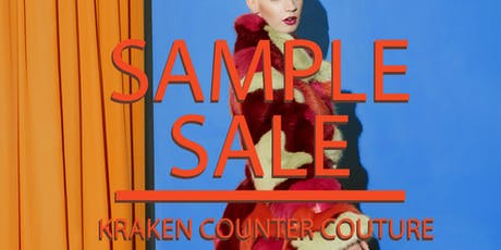SAMPLE SALE // Womenswear, Latex, Faux Fur and Accessories tickets