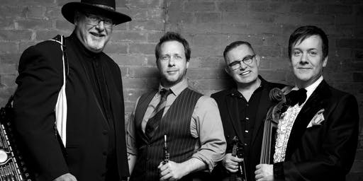 Defying Gravity with Quartetto Gelato
