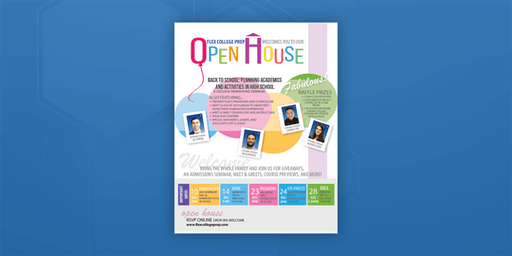 FLEX Irvine: Open House: Back to School