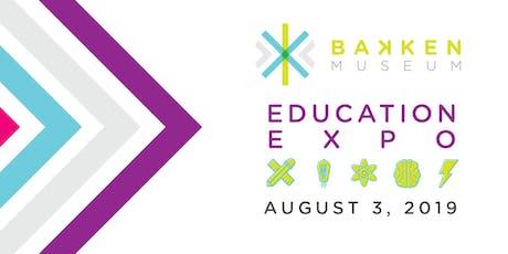 Education Expo tickets