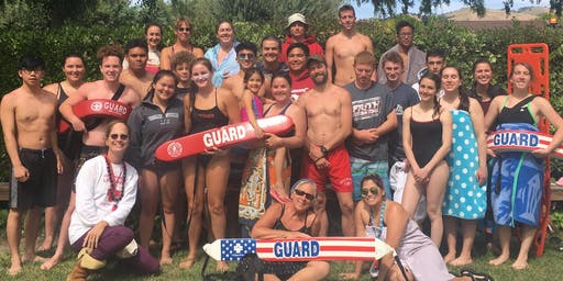 San Anselmo Fun 2-Day Red Cross Lifeguard Training -Blended Learning