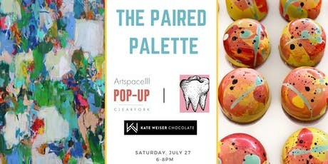 The Paired Palette tickets