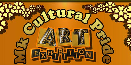 MK Cultural Pride Art Exhibition  tickets