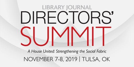 Library Journal Directors' Summit 2019