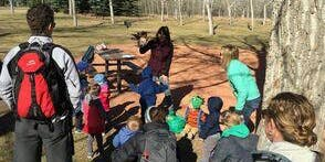 Families in Nature with Alex O' Rourke, Founder of Urban Wild Calgary