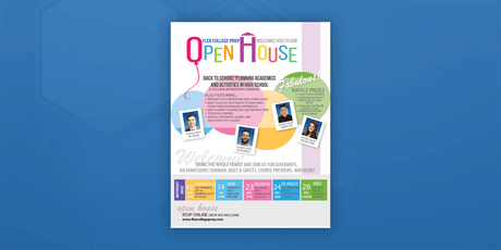 FLEX Los Angeles: Open House: Back to School tickets