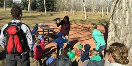 Families in Nature with Alex O' Rourke, Founder of Urban Wild Calgary tickets