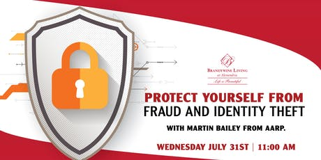 Protect Yourself from Fraud & Identity Theft tickets