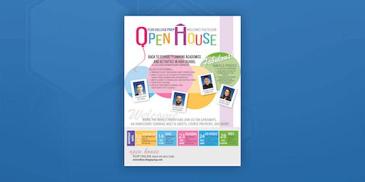FLEX Brea: Open House: Back to School
