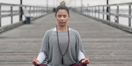 Practice Breath and Meditation to releave daily life stress tickets