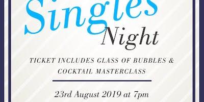 Singles Night at Walkabout Lichfield