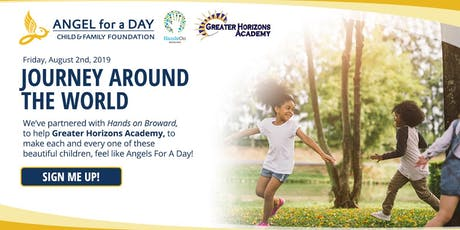 Angel for a Day - Greater Horizons Academy tickets