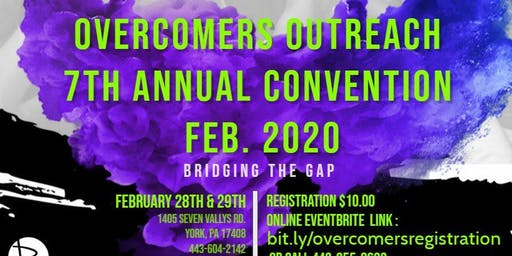 Overcomers Outreach 7th Annual Convention
