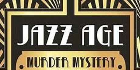 Jazz Age Interactive Murder Mystery Party: Everyone Is A Suspect! tickets