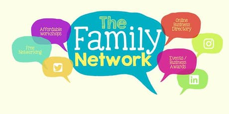 Lincoln Family Network Launch tickets