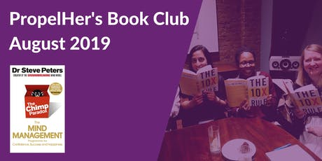 PropelHer's Book Club: August 2019 - The Chimp Paradox [London] tickets